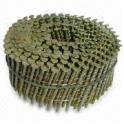 Clavos en bobina electrosoldados