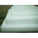 Sheets of foam