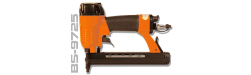 Pneumatic staplers and +