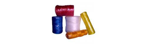 Cuerdas y atalazos para atado
